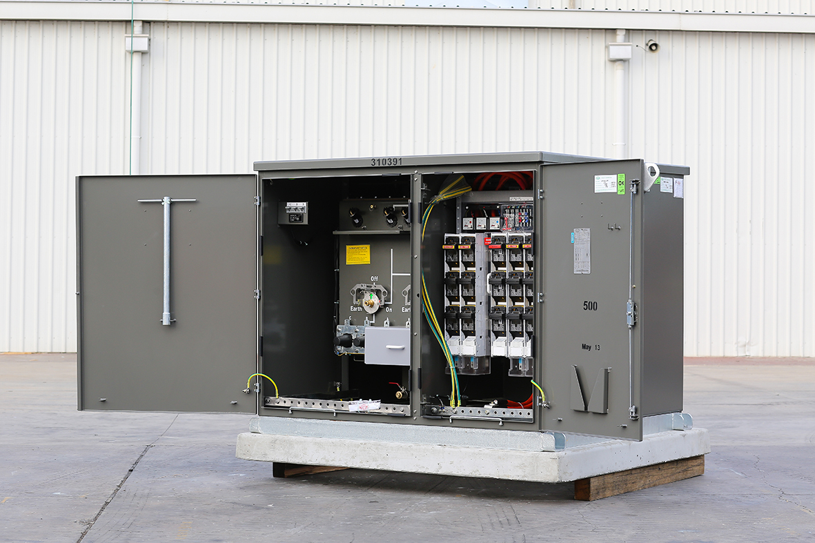 Transformers Sub Stations Hybrid Power Systems